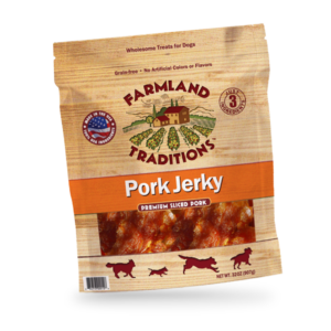 Classic Jerky Treats Bag Icon